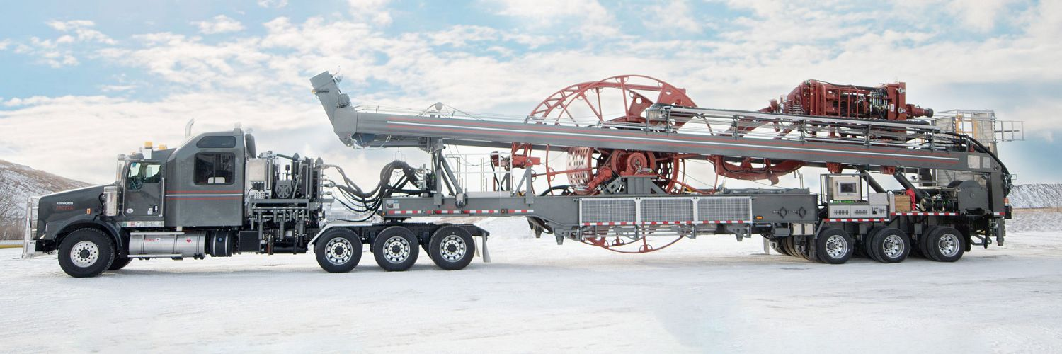 Trailer Manufacturing - Servicing the mining, heavy haul, commercial, construction, and energy markets.